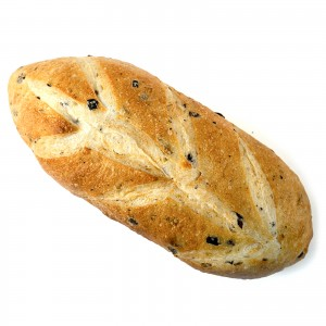 Country Bread With Olives