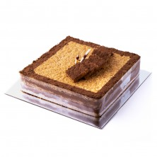 Mille Feuille Chocolate