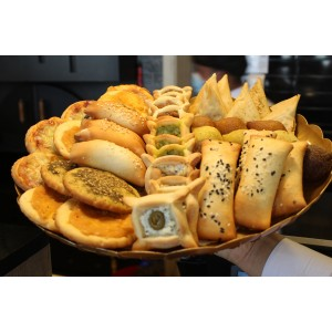 Salted Pastry Platter