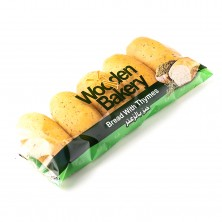 Milk Bread With Thymes